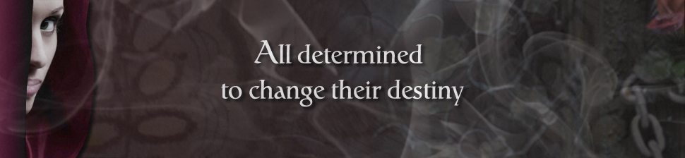 All determined to change their destiny